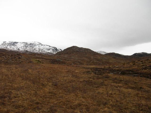 Beinn nan Caorach, near Mallaig
