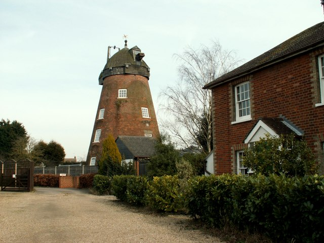 Tiptree Windmill, Essex