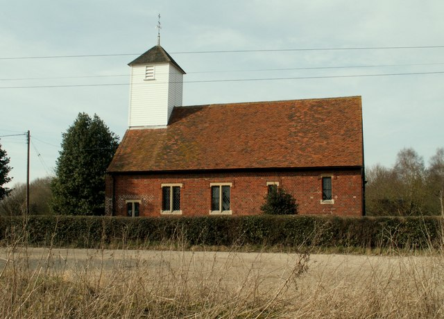St. Mary's church, Layer Breton, Essex