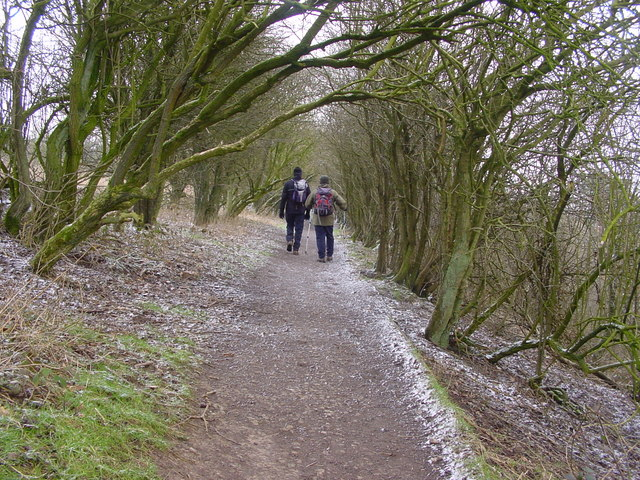 Cleveland Way at Sutton Brow