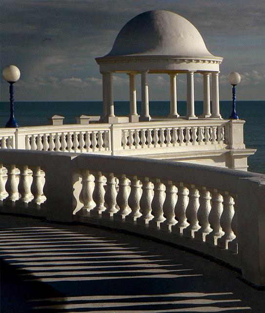 Bexhill on sea. Promenade Dome.