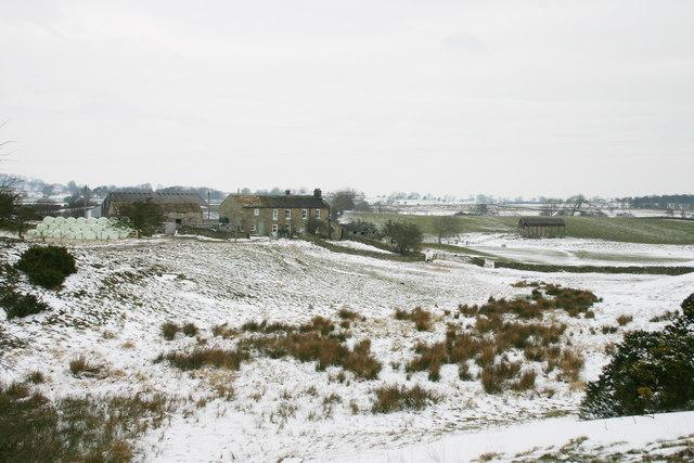 Farm at Green Gill