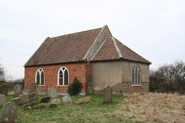 All Saints' church, Wilksby, Lincs.