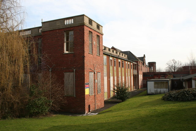 Wards at the Old County Hospital