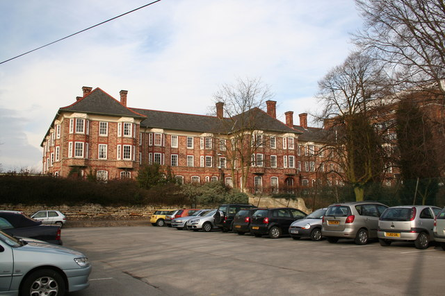 Former Lincoln County Hospital