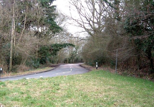 Vicarage Road, Potten End