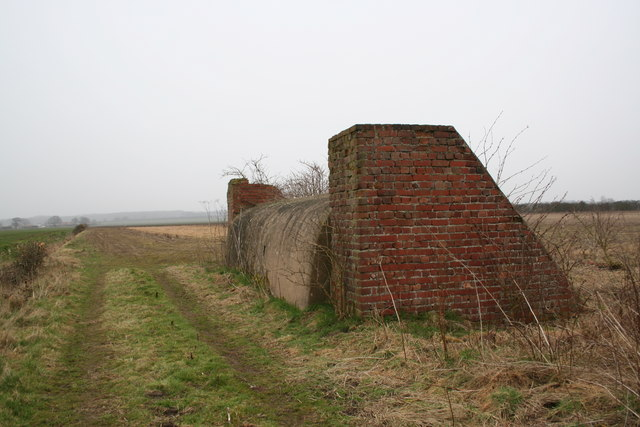 Wigsley Airfield Building
