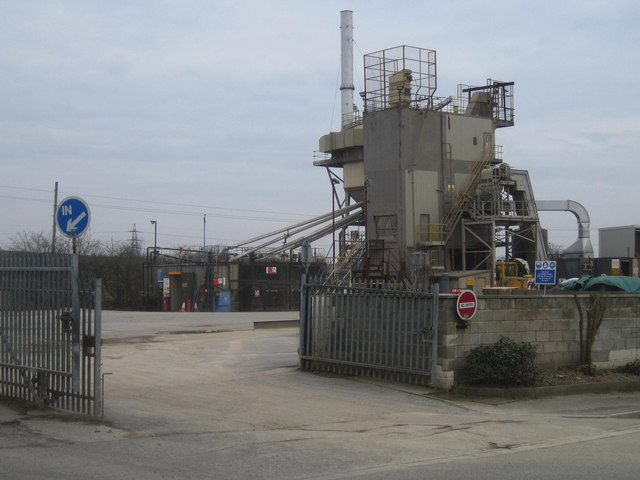 Concrete Works, Allenby Trading Estate, Lincoln