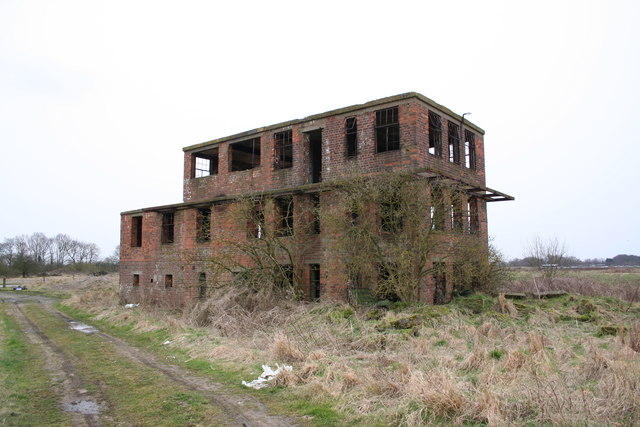 RAF Wigsley Watch Tower