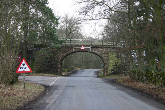 Railway Bridge Warcop