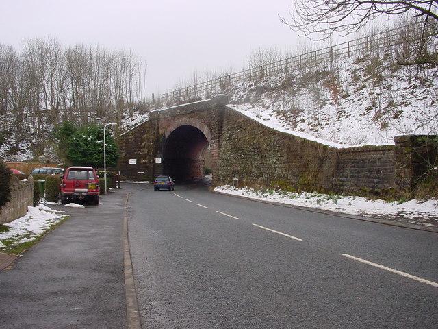 Railway Bridge at Appleby