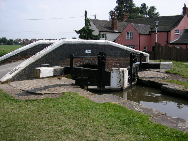 Bagnall Lock