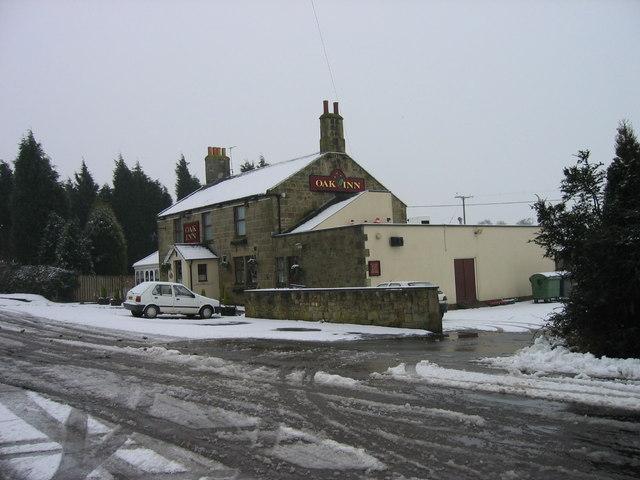 Oak Inn, Causey Park Bridge