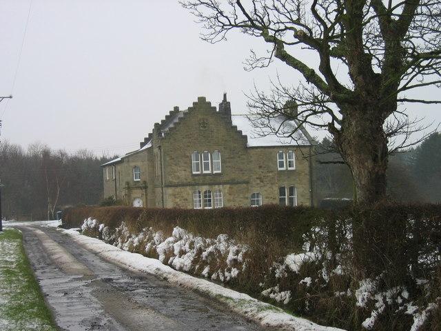 Eshottheaugh Farmhouse