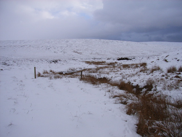 Bullman Cleugh and Backstone Edge