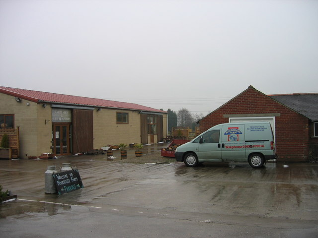 Moorhouse Farm Shop and Coffee Shop, Stannington Station