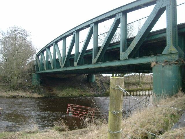 Road bridge over the Avon