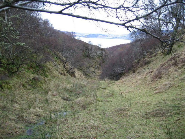 Footpath to Inver