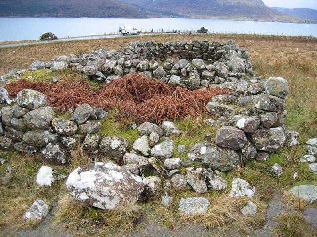 Ruins near Suisnish