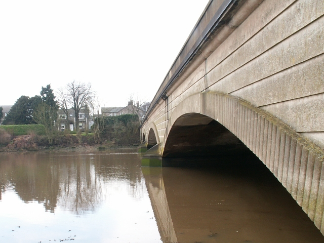 Guardbridge bridge