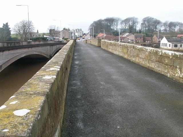 Guardbridge road bridges