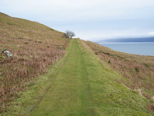 The Track to Hallaig