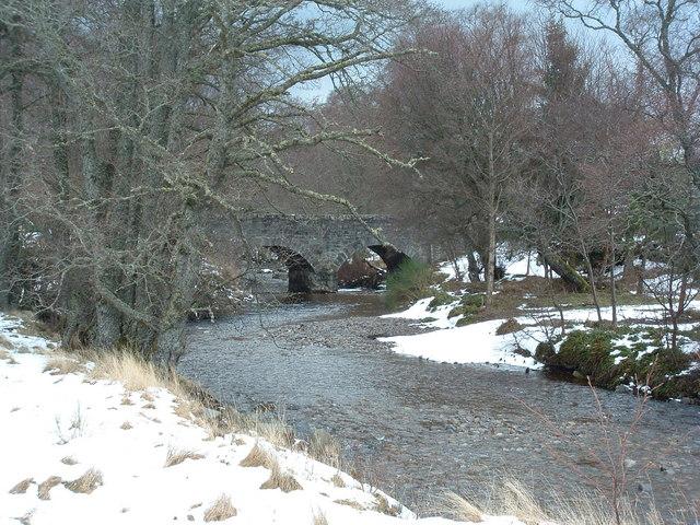 Bridge at Camghourain