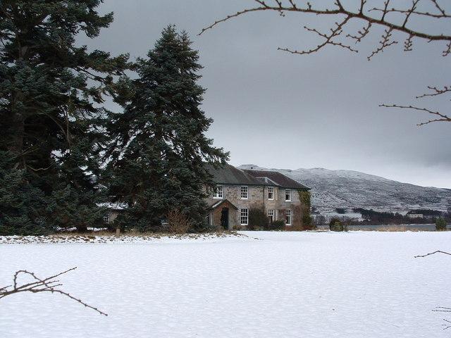 Finnart Lodge