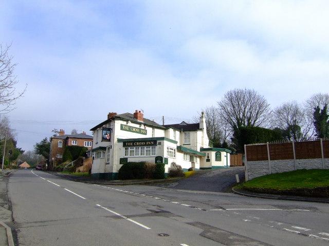 Cross Inn, Finstall