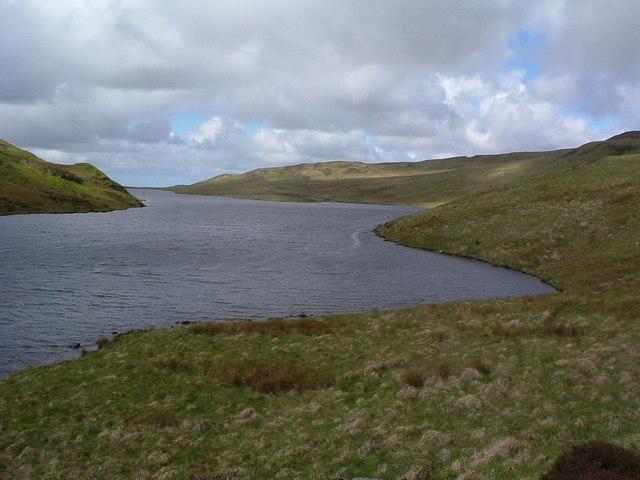 Loch A Bhaile Mhargaidh - Jura