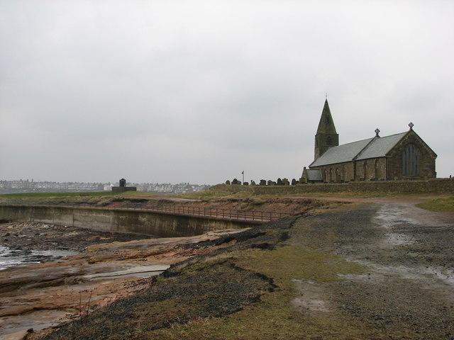Newbiggin Point - Newbiggin-By-The-Sea, Northumberland