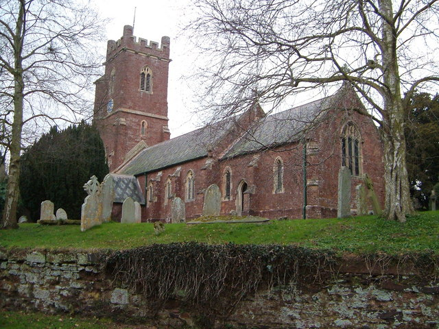 Sowton church