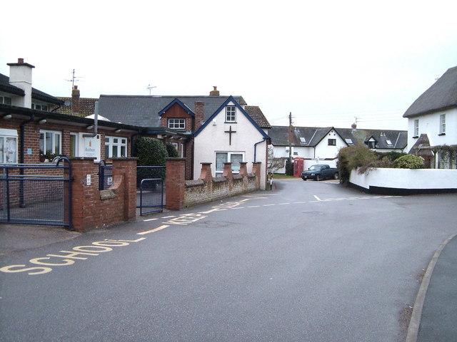 Pound Cross, Rockbeare