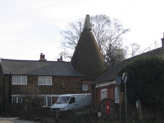 Old Oast House