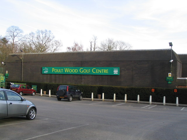 Poult Wood Golf Centre