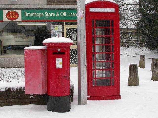 Bramhope Post Office