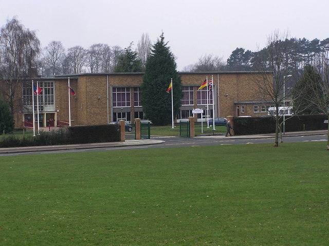 Hummersknott School, Edinburgh Drive