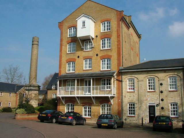 Sele Mill Hertford
