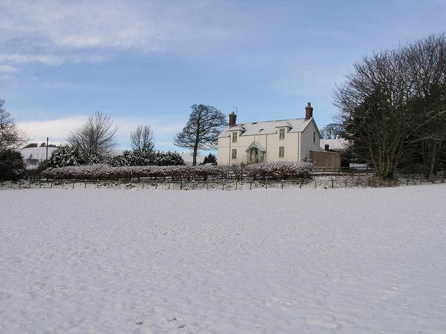 Goynd Farm Christmas Day 2004