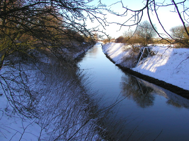 Burstwick Drain, Hedon