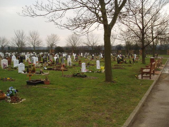 St. Luke's Cemetery, Bromley, Kent