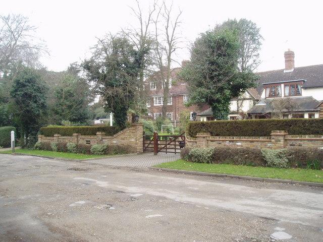'One Chimney', Bickley, Kent