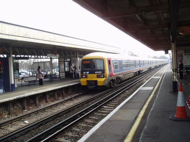 Petts Wood station, Kent