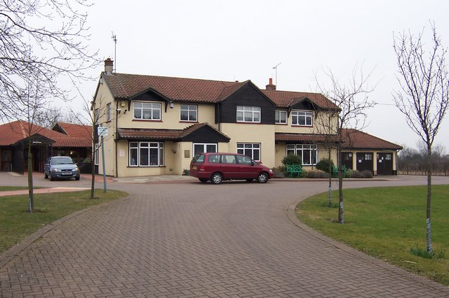 St Clare Hospice, Hastingwood