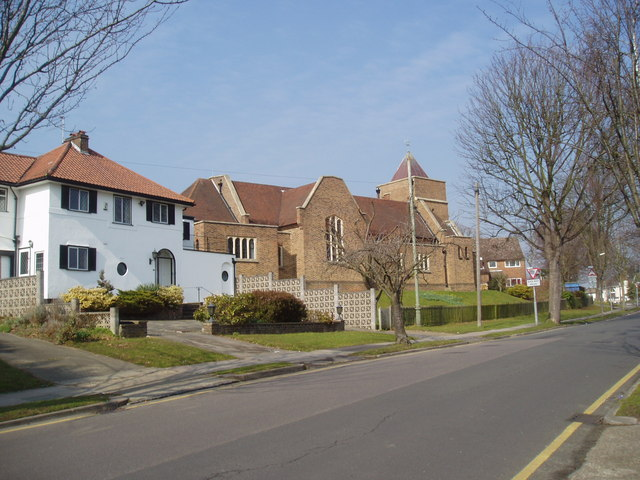 St. Johns United Reformed Church, Orpington, Kent