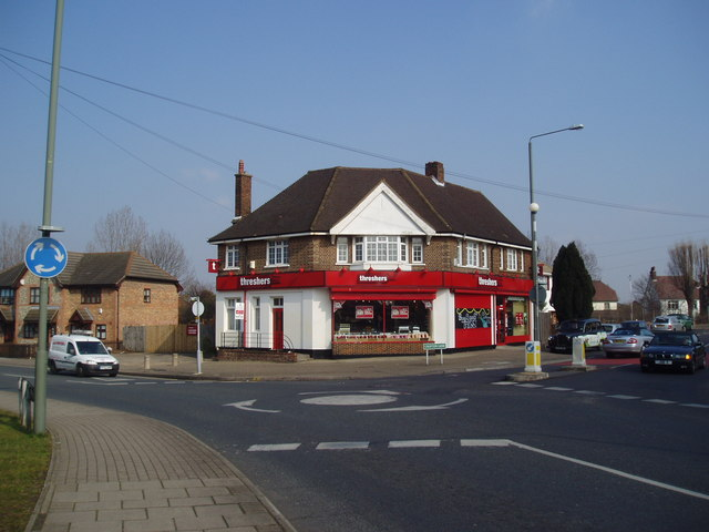 Off Licence between Petts Wood and Orpington, Kent