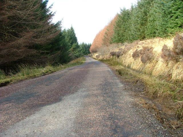 Road to Ord and Tarskavaig