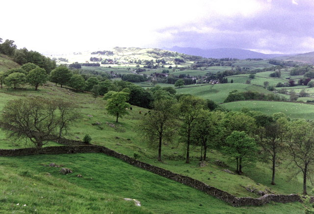 From Lily Fell, Staveley