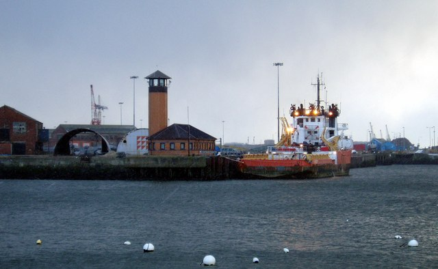 Sunderland Port Control, 19th February 2005.