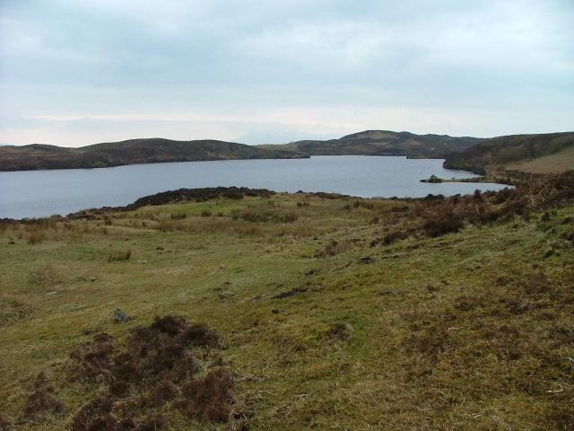 Loch Gauscavaig